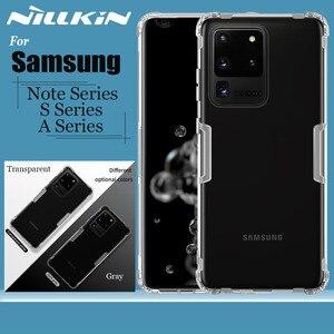 Чехол Nillkin для Samsung Galaxy Note 10 9 8 S20 S10 S9 Plus S20 Ultra, мягкие силиконовые чехлы для Samsung A30 A50 A70 A51 A71