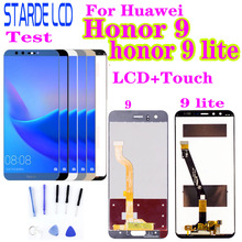 For Huawei Honor 9 LCD Display Touch Screen Digitizer STF L09 For Huawei Honor 9 Lite LCD Honor9 LCD LLD L31 L22 L21 L22A Screen ltm190m2 l31 lcd display screens