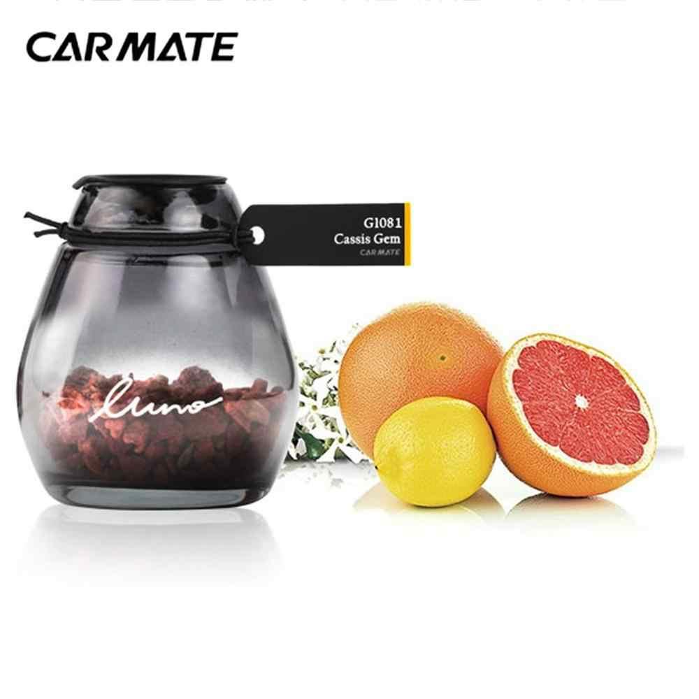 Ambientador de aire zeolita de ventilación de coche, Perfume único, decoración de coche, Perfume Natural, adornos para eliminar olores