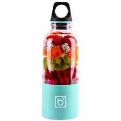 500ml przenośna sokowirówka kubek USB akumulator elektryczny automatyczny Bingo warzywa sok owocowy narzędzia ekspres kubek mieszalnik butelka