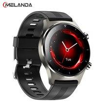 Smartwatch 2021 relógio robusto para homens esportes ao ar livre ip68 à prova dip68 água rastreador de fitness monitor pressão arterial relógio inteligente
