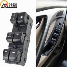 Malcayang-interruptor principal de ventana eléctrica, alta calidad, para Hyundai 2012, 2013, 2014, 2015, 2016, Elantra Lang Move 93570-4V000