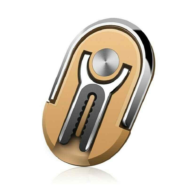Dropship รถ Vent สนับสนุนโทรศัพท์ผู้ถือโทรศัพท์มือถือซ็อกเก็ตผู้ถือแหวนโทรศัพท์ขาตั้งยึดขาตั้ง Universal