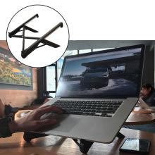 Computer Laptop Desk Stand Foldable Bracket Holder Ventilated Riser for MacBook Air Notebook