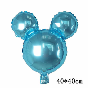 Giant Mickey Minnie Mouse Balloons Disney cartoon Foil Balloon Baby Shower Birthday Party Decorations Kids Classic Toys Gifts 18