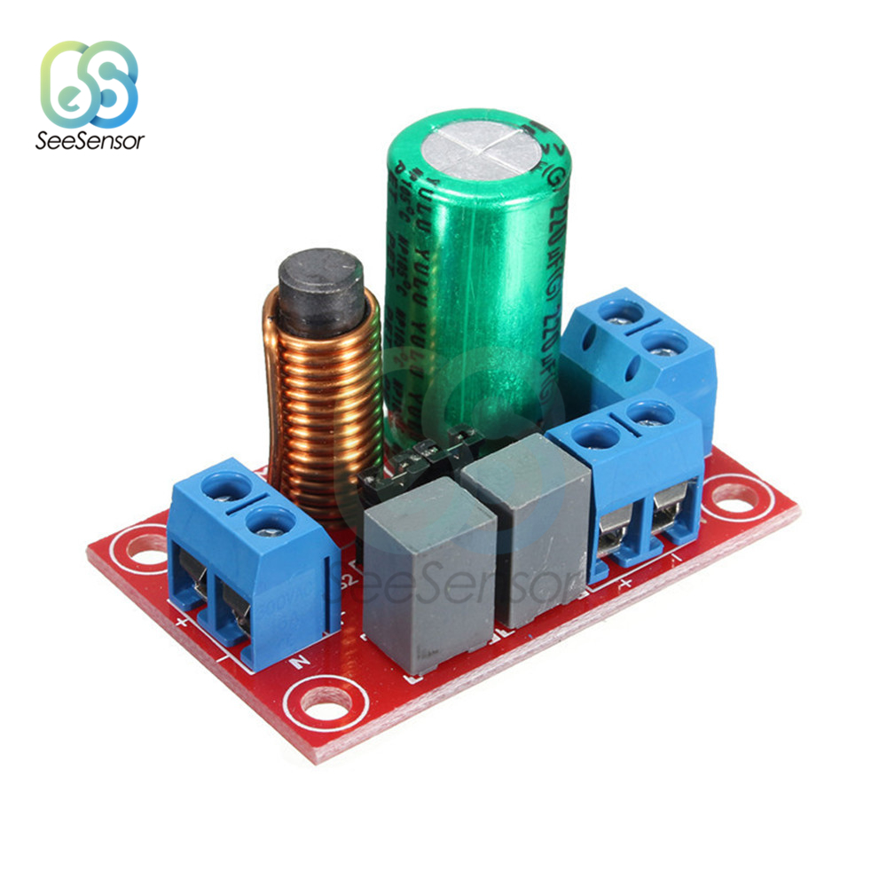 Treble Bass 2 Way Audio Frequency Divider Module Crossover Filters 3800HZ Home Audio Car Audio Filter DIY Kits