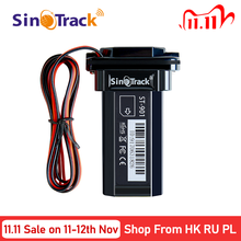 Mini Waterproof Builtin Battery GSM GPS tracker ST 901 for Car motorcycle vehicle 3G WCDMA device with online tracking software