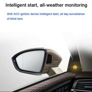 Image 2 - Araba için oBD OBD2 evrensel araba kör nokta izleme sistemi dikiz sensörü izleme sistemi