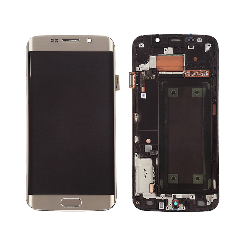 Original AMOLED LCD For Samsung Galaxy S6 Edge Plus Display 5.7