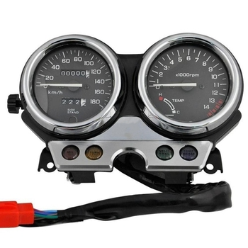 Motorcycle Street Bike Speedometer Gauge Meter Tachometer Gauges for HONDA CB400 CB 400 1992-1994