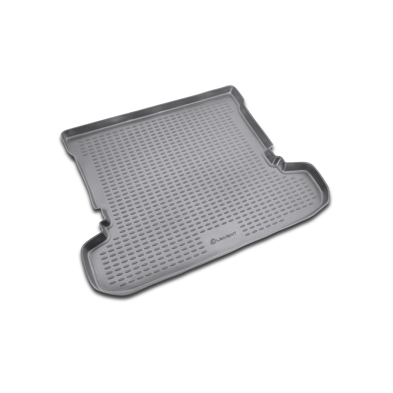 Trunk Mat For MITSUBISHI Pajero III 5D IV 5D 1999-> Implement. NLC.35.05.B13