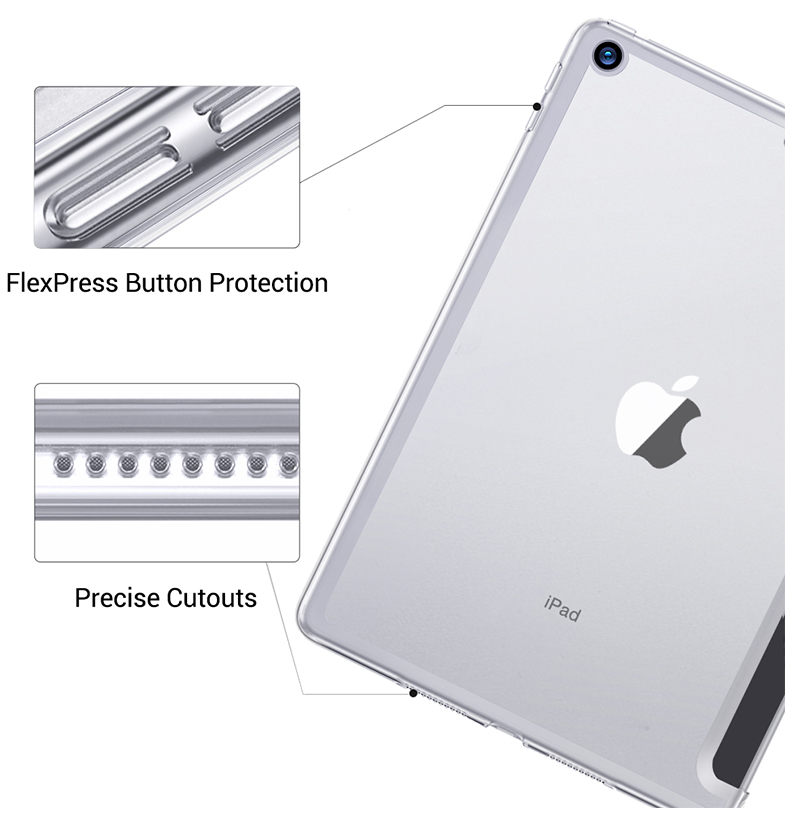 Tablet Case for iPad 7th 8th Generation Leather Stand Cover Apple iPad 10 2 2019 A2197