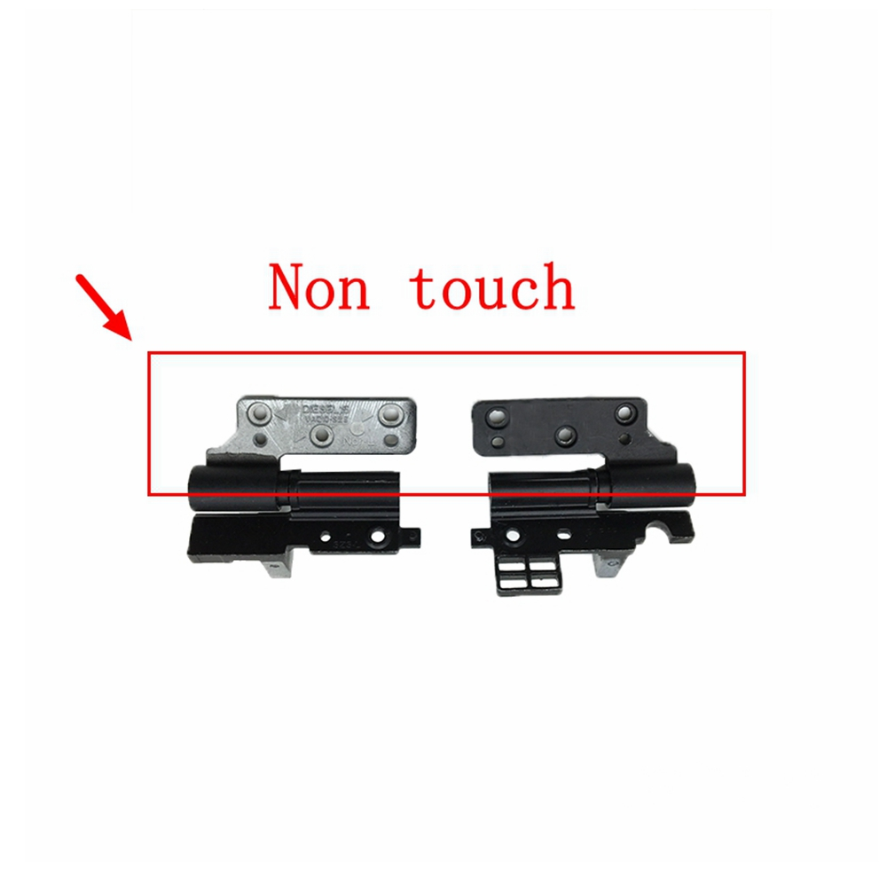 New Laptop Lcd Hinges Kit For DELL Precision M4800 VAQ10 Lcd Hinges DIESEL15 15.6