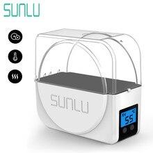 SUNLU 3D Filament Trockner Box Timing Funktion Machen Minen Trocken Vor Dem Druck Kunststoff Lagerung Einstellbare Temperatur FilaDryer S1
