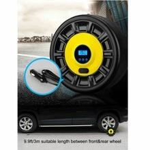 12V Air Compressor Pump Portable Auto Shut-Off 150PSI Digital Electric Tire Inflator