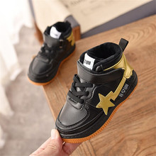 girls boys kids shoes Sports running children casual winter Warm baby infant sneakers