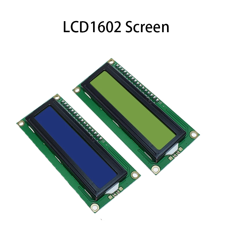 LCD1602 LCD Module Blue Green Screen IIC/I2C For Arduino UNO R3 Mega2560