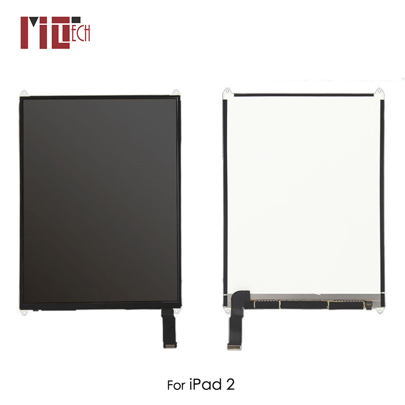 White LCD+Touch Screen Digitizer Replacement For Apple iPad 2 A1395 A1396 A1397