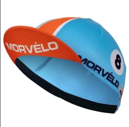 2021 Morvelo велосипеды Кепки велосипед шляпа Ciclismo Bicicleta Пиратская повязка шапочка для езды на велосипеде Кепки велосипедный шлем одежда Велоспо...