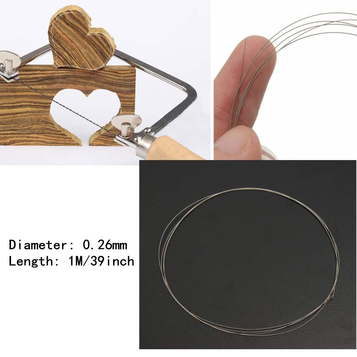 1 м Алмазные пилы для резки проволоки DIY для наждачной нефрит, металл, камень, стекло, камень, мрамор, гранит, Проволочная пила, режущий инструмент