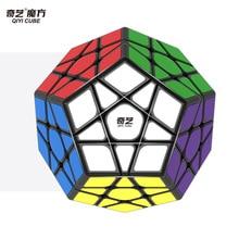 XMD Qi Heng Five Magic Cube гладкая игра двенадцати плоских кубиков в форме игры обучающая игрушка