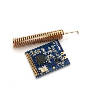 Image 2 - 433 433mhz の無線モジュール SI4463 小型チップタイプ CC1101 NRF905 ボード 433 MHZ 433 M