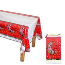 QIFU PE Square Table Cloth Happy Eid Mubarak Decor Islamic Muslim Ramadan and Eid Decor Gifts Kareem Ramadan Decor for Home cheap CN(Origin) W1518 Eid al-Fitr