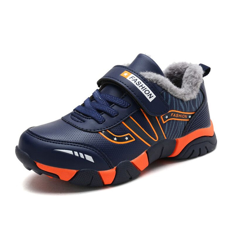 2019 Autumn Children Sports Shoes Fujian Thick Bottomed Children Dad Shoes Gucci Trend Versatile Running BOY'S Shoe