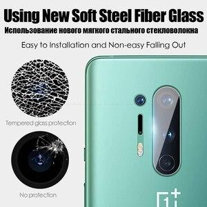 Image 4 - Zurück Kamera Objektiv Klar Gehärtetem Glas Für One Plus OnePlus Nord 8 7 7T Pro 5G 6T 6 5T 5 2 3T 3 Screen Protector Schutz Film