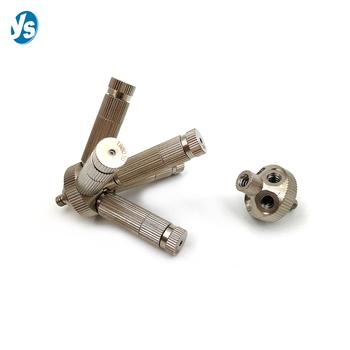 3 16 #8222 dysza do mgiełki przeciwmgielnej wielokrotne złącza złączka do montażu przeciwmgielnego wysokociśnieniowego tanie i dobre opinie OLOEY CN (pochodzenie) Pompy Metal STAINLESS STEEL Opryskiwacze