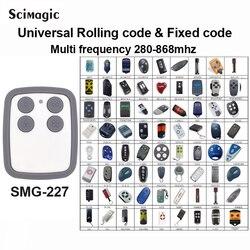 2020 Multi Frequenza 280-868 Mhz Copia Beninca Ditec Doorhan Hormann Sommer Universale Porta Del Garage di Controllo Remoto