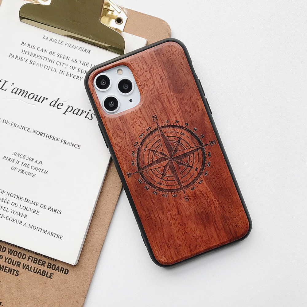 Wooden Cases for iPhone 12 Pro Max