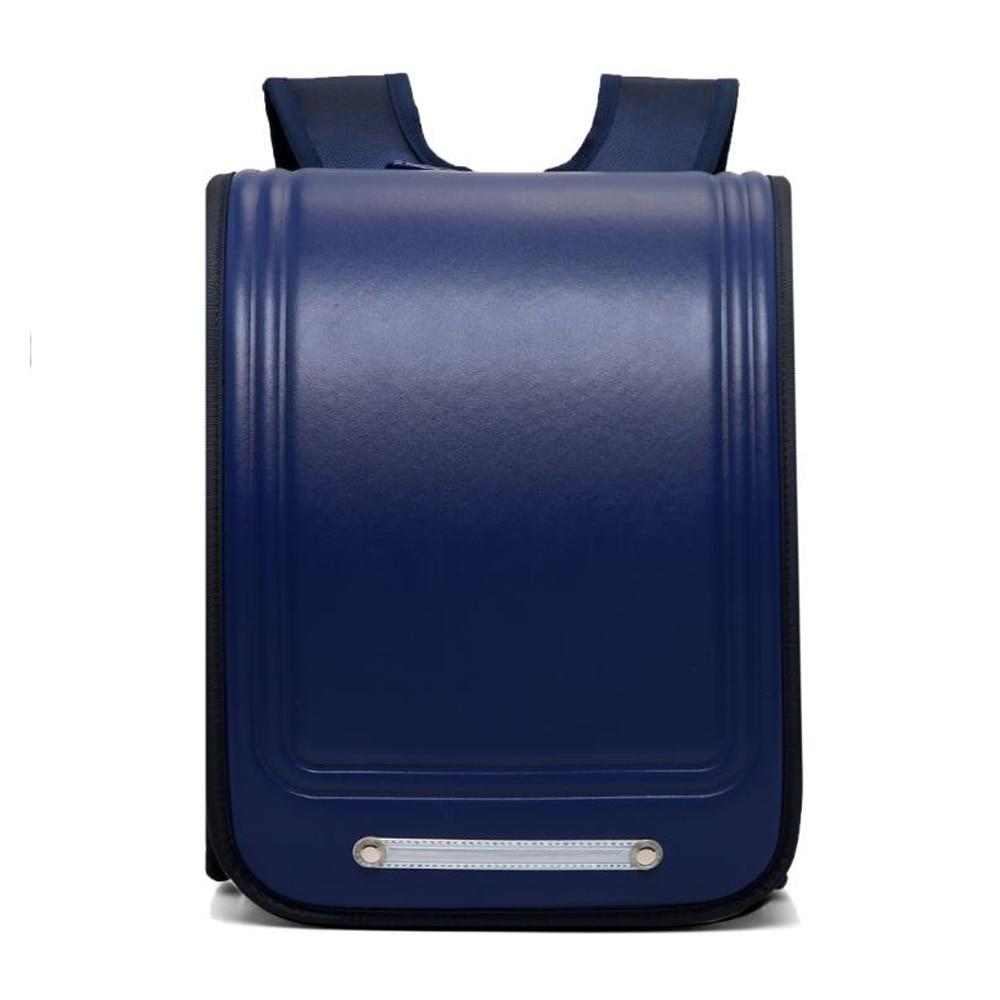 Brand Orthopedic School Bags Children Solid Color Japanese Style School Bag Kids Waterproof Primary Student Backpack 2020 New
