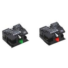 10 шт. XB2 контактный блок Telemecanique ZB2-BE101C нормально открытый без ZB2-BE102C NC кнопочный джойстик переключатель заменяет TELE 10A 600 в