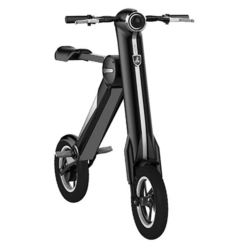 2016 new style <font><b>250w</b></font> 36v 12inch 25km/h 35km 120kg folding aluminium alloy mini <font><b>Electric</b></font> <font><b>Scooter</b></font> image
