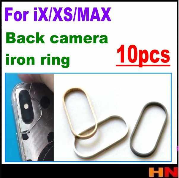 10 個卸売xs x xs最大高品質リアバックカメラ鉄リングベゼルカバー交換部品
