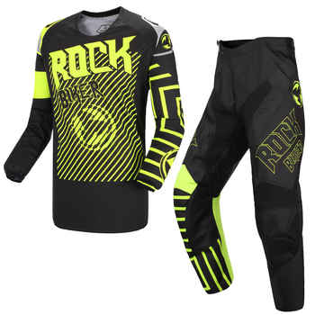 New Downhill Dirt Bike Cycling Sets COTA Motocross Suit MTB DH MX Off-Road Racing Jersey Protective Pants Motorcycle Bicycle Set
