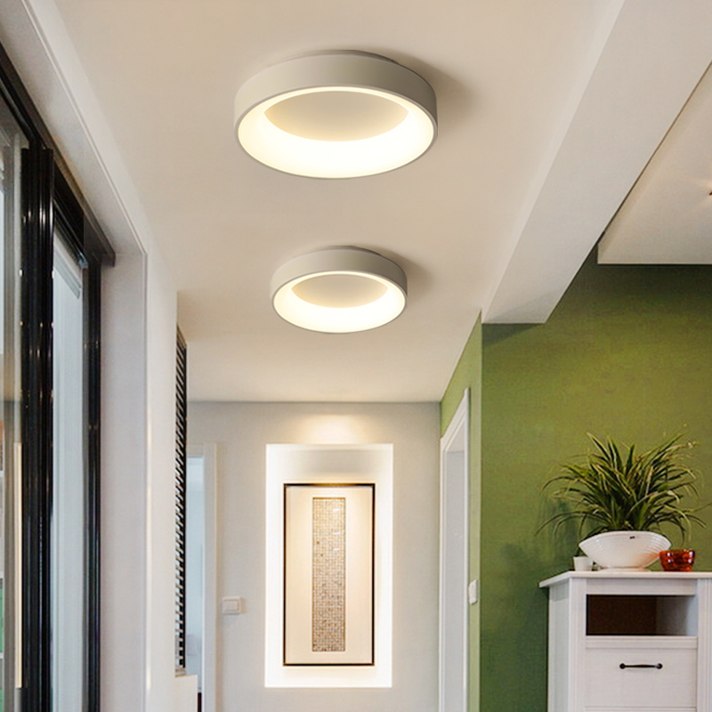 Round Modern Led Ceiling Lights For Living Room Bedroom Study Room Dimmable RC Ceiling Lamp Round Modern Led Ceiling Lights For Living Room Bedroom Study Room Dimmable+RC Ceiling Lamp Fixtures