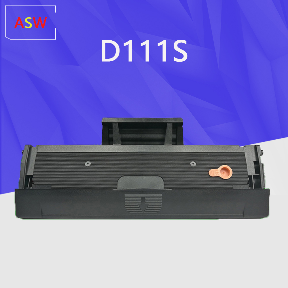 Refilled Toner Cartridge D111 MLT D111S 111 Toner Cartridge Compatible for <font><b>samsung</b></font> Xpress M2070 M2070FW M2071FH <font><b>M2020</b></font> M2020W image