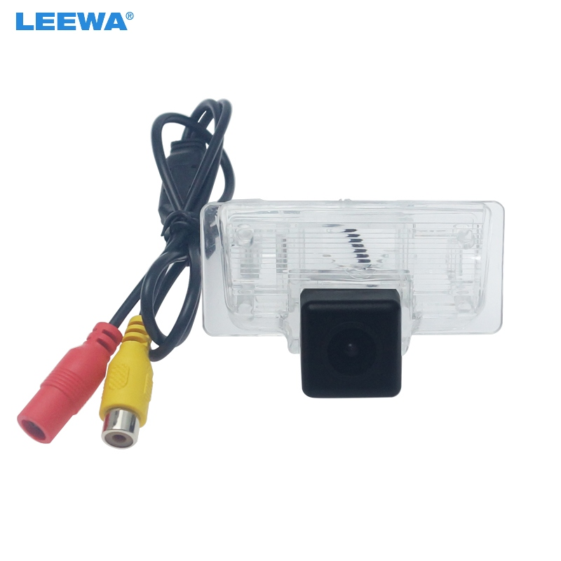 LEEWA HD Waterproof Special Car Backup Rear View Camera For Nisaan Teana Sylphy Reversing Camera #CA6170