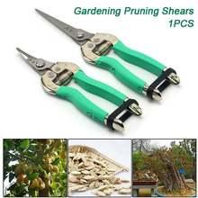 Профессиональные 2 размера модные садовые ножницы для обрезки
