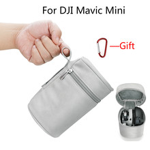 Drone and remote controller Storage Bag for DJI Mavic Mini waterproof Carrying Case Protector Case with Buckle Mavic Accessories