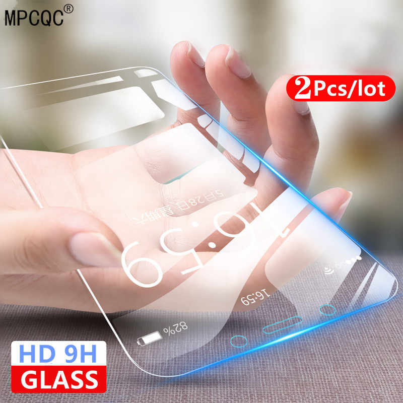 2pcs Premium Tempered Glass For Samsung Galaxy A5 2017 A3 A7 J2 J3 J5 J7 C8 C10 C5 C7 Pro Screen Protector HD Protective Film
