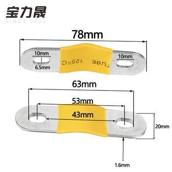 7 Uds cobre barras colectoras de litio de 3,7 V CALB CATL 3,2 V lifepo4 de batería para 12V 24V 48V 48V 100AH 80ah 120AH 150AH 180AH 200AH 280AH 300AH