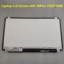15.6 Módulos de Display Lcd NT156FHM Polegada N41 N31 B156HTN03.4 B156HTN03.6 B156HTN03.8 30 30pins EDP 1920*1080