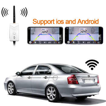New Arrival!!! WiFi Transmitter Signal Repeater for Wireless Car Rear View Backup Camera for iPhone IOS & Android 903S