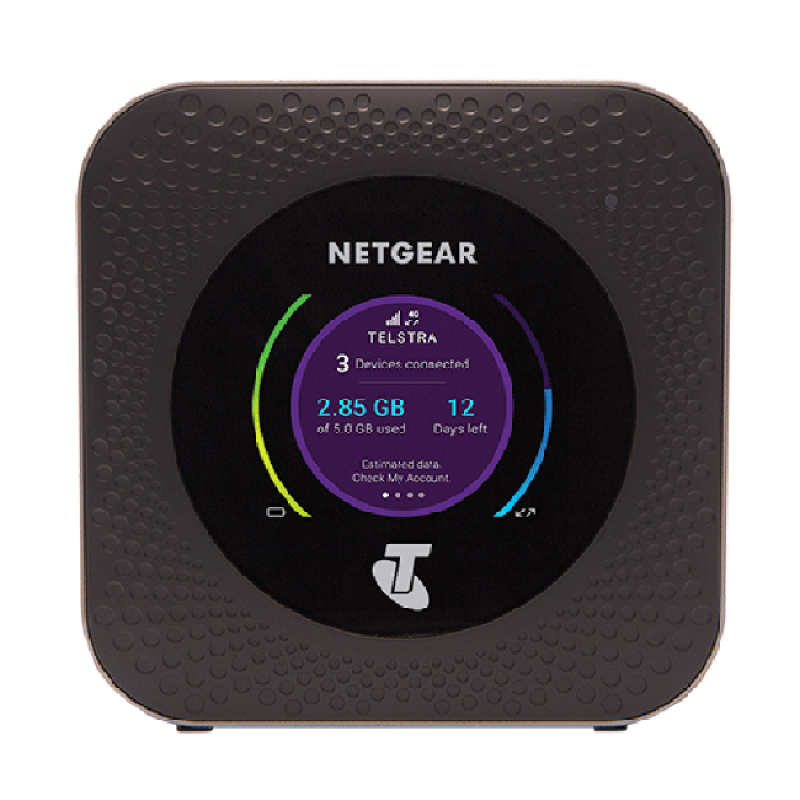 Unlocked Netgear Nighthawk M1 With 2 Antennas 4GX Gigabit LTE Mobile Router Dual Band 2.4GHZ/5GHZ Wireless Wifi Router PK B315