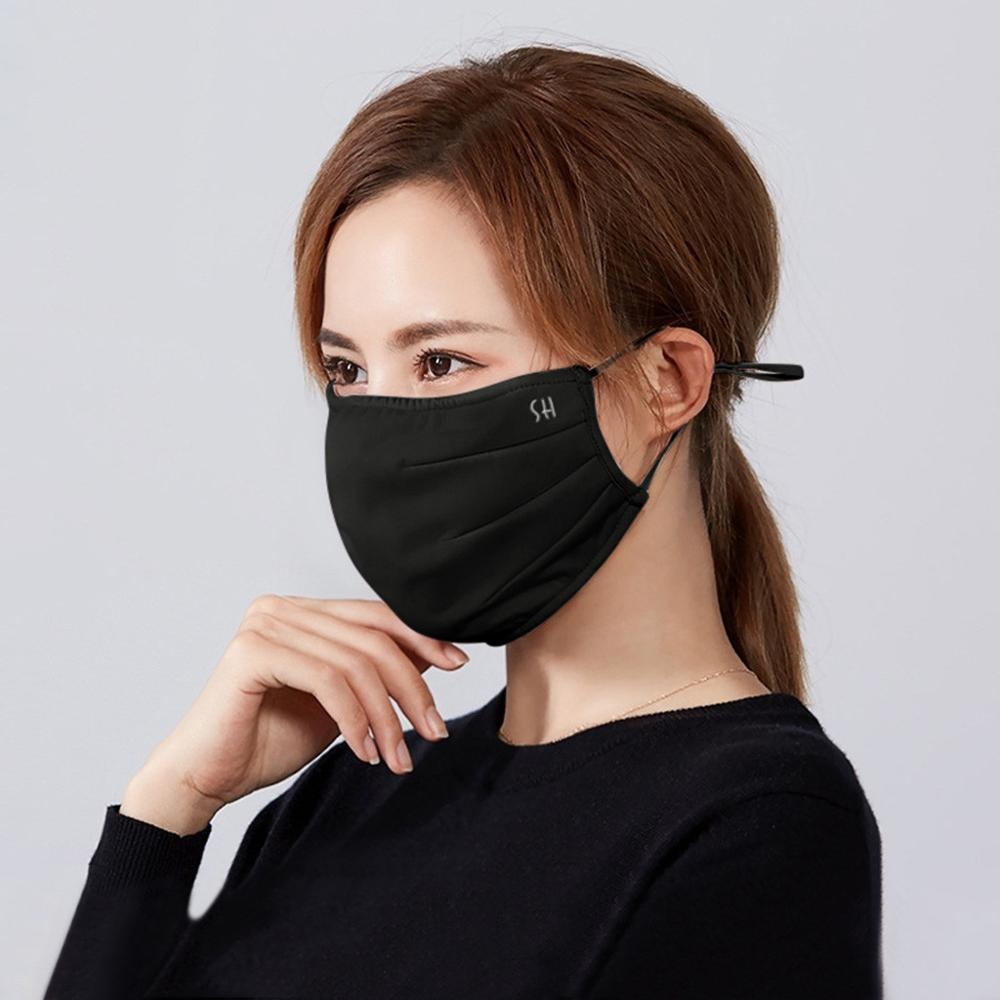Mask Mouth Mask Mouth Cover Men Women Winter Warm Mask Fleece Mouth Face Mask Riding