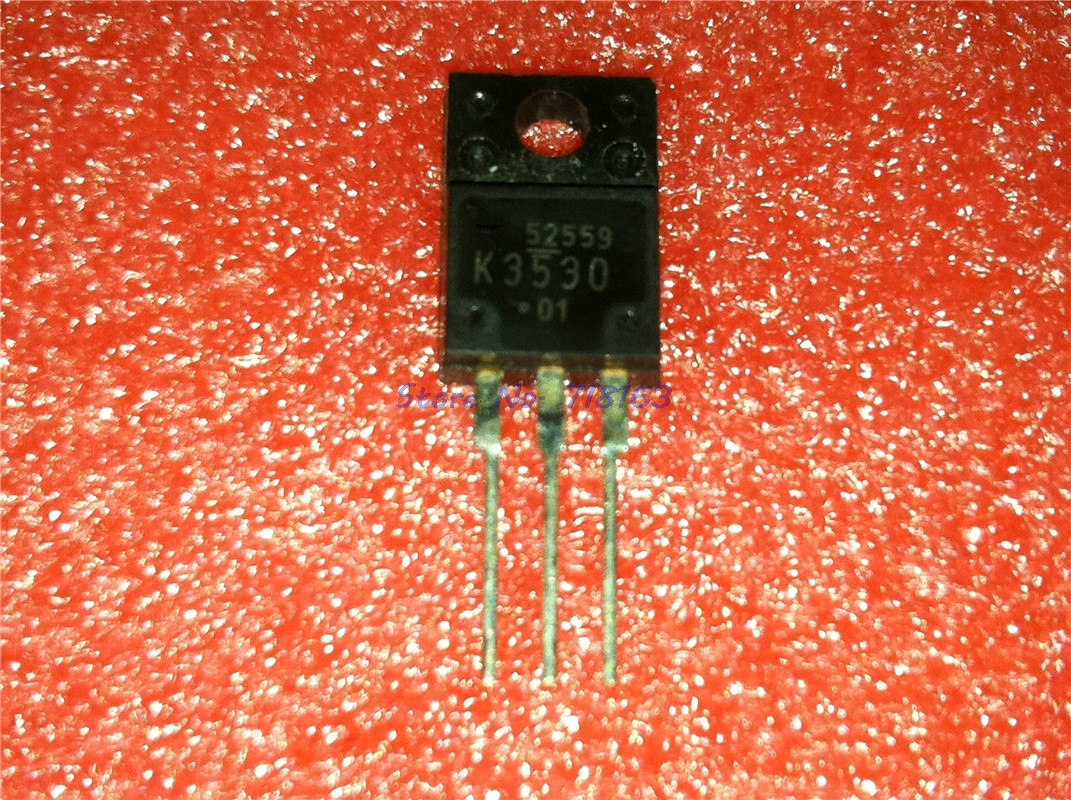 1pcs/lot 2SK3530 K3530 TO-220F In Stock