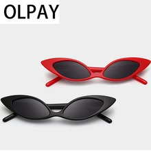 cat eye shade for women fashion sunglasses brand woman 2019 new luxury sun glasses ladies small frame vintage